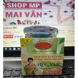 Kem Trắng Da Ngừa Nám Tàn Nhang Đồi Mồi Chống Nắng Romiyar - SEN1NAMROMIYAR20 thumbnail