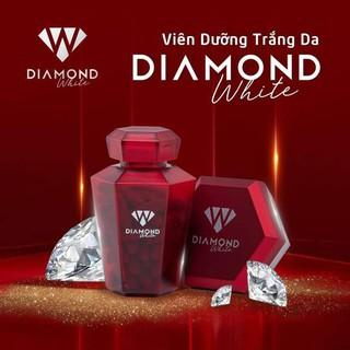 DIAMOND MWHITE VIÊN UỐNG TRẮNG DA NGỌC TRINH[MUA 2 TẶNG 1 SỮA ONG CHÚA 690k] - Viên uống trắng da ngọc Trinh thumbnail