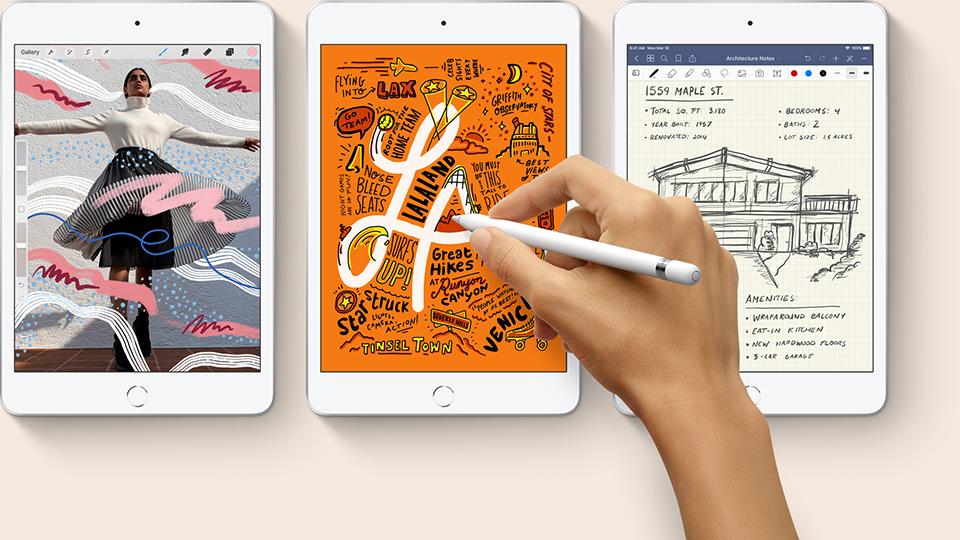 Mô tả sản phẩm iPad Mini 5 7.9 Wi-Fi 64GB 1