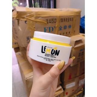 Kem body Lemon chanh 250gr dưỡng trắng - 6410 thumbnail