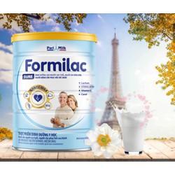 Sữa FORMILAC SURE lon 900g - Dinh dưỡng cho người lớn tuổi, người ăn uống kém, người bệnh cần phục hồi sức khoẻ