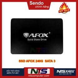 SSD AFOX 240G  Sata 3 Chính Hãng