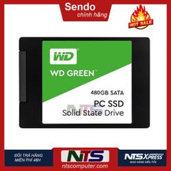 Ổ Cứng SSD Western Digital Green 240GB M.2 2280 SATA 3 - W.DS240G2G0B - Hàng Chính Hãng