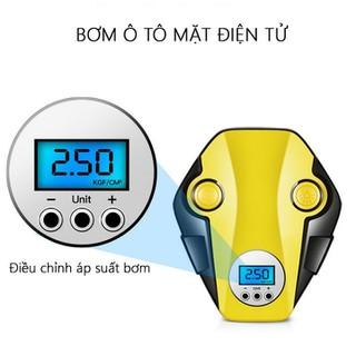 Bơm lốp ô tô điện tử - Bơm lốp ô tô điện tử thumbnail