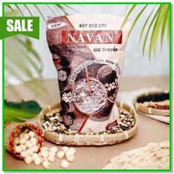 Bột ngũ cốc Navan Giúp mẹ lợi sữa con tăng cân, Tăng sức đề kháng, Ngũ Cốc Tăng Cân, Giảm Cân 800g