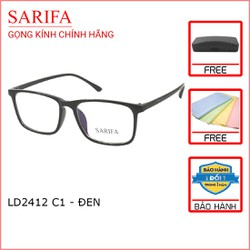Gọng kính, mắt kính SARIFA LD2412 (55-17-148) chính hãng nhiều màu