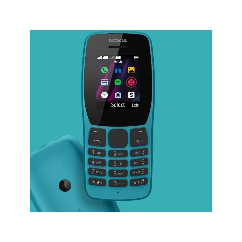 Điện Thoại Nokia 110 Dual Sim (2019) – Hàng Chính Hãng – nokia110