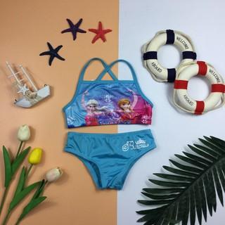 Đồ bơi bikini elsa dễ thương - BC029 thumbnail