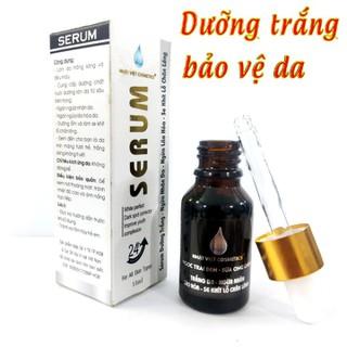 Serum dưỡng trắng da Nhật Việt 20ml - Trắng da Nhật Việt thumbnail
