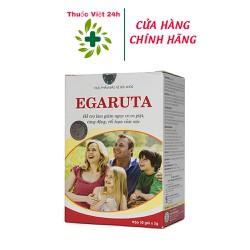 Cốm EGARUTA - Hỗ trợ điều trị và phục hồi khả năng vận động của cơ thể sau cơn động kinh