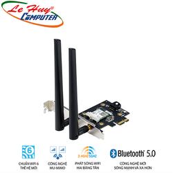 Card mạng WIFI PCI Express Asus PCE-AX3000 - Chính Hãng