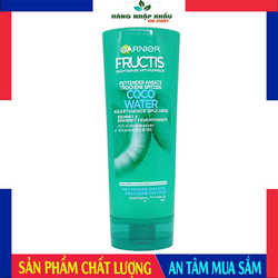 Dầu xả Nước Dừa Garnier Fructis Fats Coco, 250ml