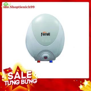 Bình nước nóng Ferroli Hotdog 5l Chống giật  Tiện Dụng Lắp Chuyên Cho Tủ Bếp  Tiết Kiệm Điện.