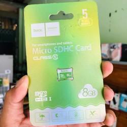 thẻ nhớ 8gb - thẻ nhớ hoco  - thiết bị lưu trữ