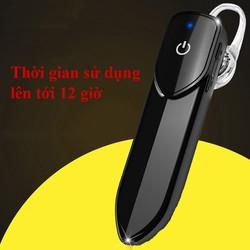 Tai nghe bluetooth không dây V19 tai phone bluetooth pin trâu phong cách thể thao đàm thoại nghe nhạc cực hay