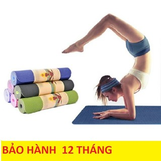 Thảm Tập Yoga - THẢM TẬP YOGA 2 LỚP thumbnail