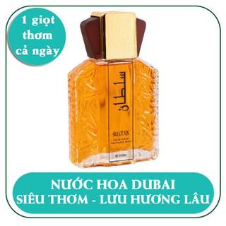 NƯỚC HOA TINH DẦU DUBAI - NƯỚC HOA TINH DẦU DUBAI SULTAN 100ML thumbnail