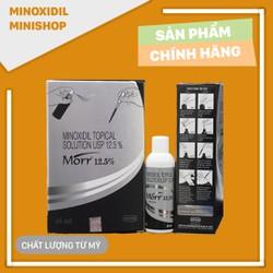 Thuốc mọc râu tóc Minoxidil morr F12.5% lỏng