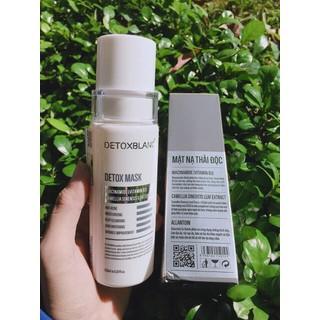 Mặt nạ thải độc Detox Blanc chính hãng - 0549 thumbnail