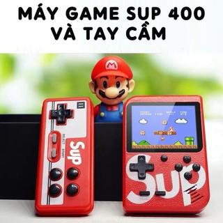 MÁY CHƠI GAME SUP 400 IN 1 CÓ TAY CẦM HỔ TRỢ 2 NGƯỜI CHƠI GAME - SUP 400 2 TAY thumbnail