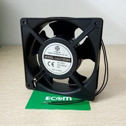 Quạt tản nhiệt 220V 12x12cm dây đồng - Quạt làm mát máy hàn điện tử
