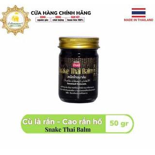 Dầu cù là giảm đau lưng Snake Thai Balm 50g - CULARANND thumbnail