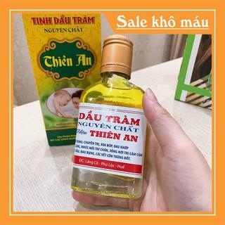 Tràm- Tinh dầu tràm huế 100ml - TDTTA-1 thumbnail