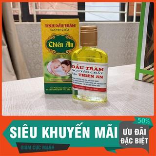 chai Tinh dầu tràm Bé Thơ Huế, Thiên An 100ml. - TDTTA-1 thumbnail