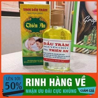 Tinh dầu - Tinh dầu tràm Thiên An Huế - TDTTA-1 thumbnail