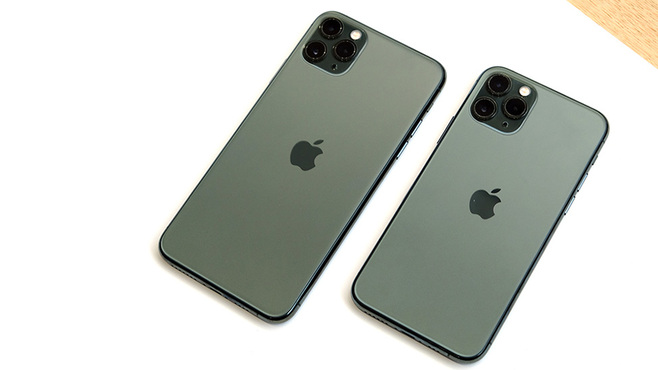 iPhone 11 Pro Max thiết kế