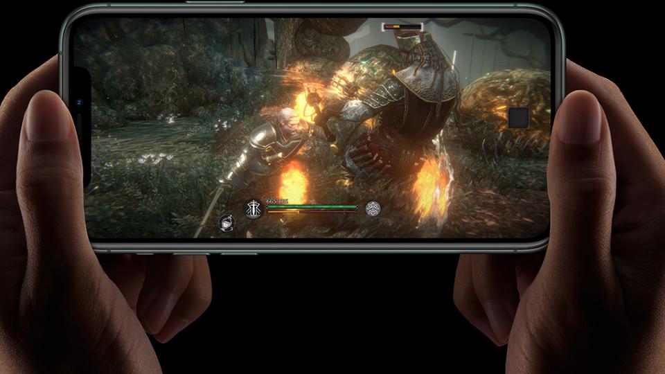 iPhone Pro hiệu năng