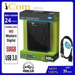 Ổ cứng Di Động 500GB WD