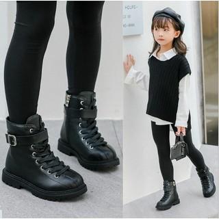 Giày Boot cao cổ cho bé gái phong cách hàn quốc - BBG90 - BBG90 thumbnail