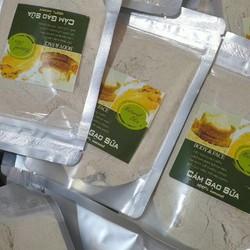 Bột cám gạo sữa dưỡng da trắng min
