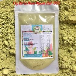 1 Kg Bột Lá Neem Ấn Độ sấy lạnh có giấy VSATTP và ĐKKD nguyên chất thiên nhiên 100% dùng để đắp mặt đa công dụng