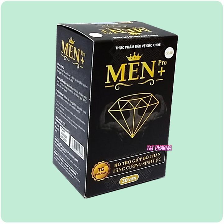 Viên Uống Tăng cường sinh lý cực mạnh Men Pro - Giúp tăng cường sinh lý mạnh hơn, bền vững hơn- hôp 30 viên - cường sinh lý cực mạnh Men Pro 4