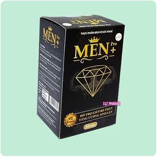 Viên Uống Tăng cường sinh lý cực mạnh Men Pro - Giúp tăng cường sinh lý mạnh hơn, bền vững hơn- hôp 30 viên - Tăng cường sinh lý cực mạnh Men Pr 3