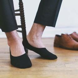 [MIỄN SHIP] COMBO 20 đôi tất lười nam nữ mềm mại chống hôi chân không tuột gót
