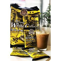 [HÀNG CHÍNH HÃNG] CÀ PHÊ TRẮNG PENANG MALAYSIA - WHITE COFFEE PENANG NGUYÊN CHẤT 600G