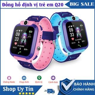 Đồng hồ thông minh trẻ em - Đồng hồ Q20 1 thumbnail