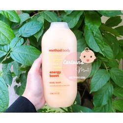 Sữa Tắm Organic Method.body 532ml - Úc