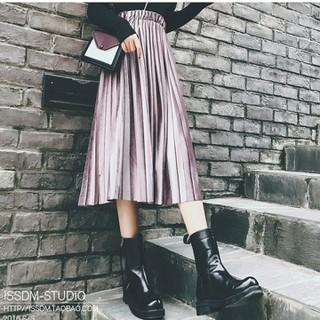Váy nữ dập ly - Váy nữ dập ly thumbnail