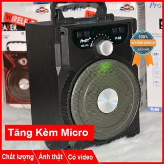 Loa kéo karaoke mini - Loa kéo karaoke mini P88 thumbnail