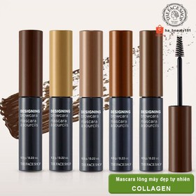 [The Face Shop SALE SOCK 50%] Mascara Lông Mày Designing Brow Color 6 5G Tfsn20 - 6957754446