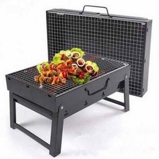 Bếp nướng than hoa vuông - Bếp nướng than BBQ - FSBN Bếp nướng than hoa gấp gọn thumbnail