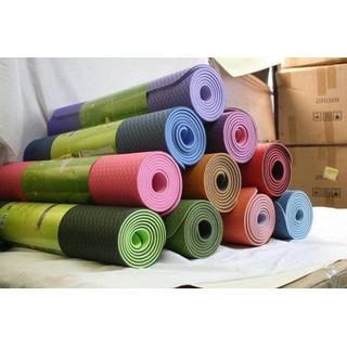 1 thảm tập Yoga 2 lớp 8mm - ASTYOGA120 thumbnail