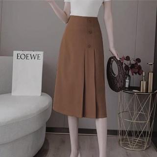 Chân váy công sở 3 khuy_Xem hàng trước khi thanh toán [ĐƯỢC KIỂM HÀNG] 29989263 - 29989263 thumbnail