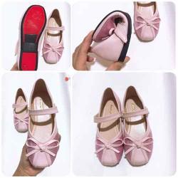 Giày sandal cho bé gái 00901 sz26-36 màu hồng