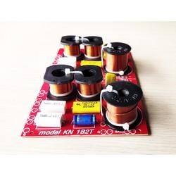 [Có đèn] Bộ 2 Mạch phân tần 3 loa bass trung treble bảo vệ loa dùng cho loa Karaoke - 3 cuộn dây đồng 1 mạch [ĐƯỢC KIỂM HÀNG]