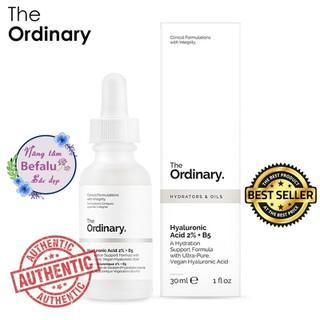 The Ordinary Hyaluronic Acid 2% + B5 Serum Cấp Nước Dưỡng Ẩm 30ml - 2-B5 thumbnail